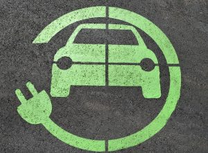 Hybrids Electric Car Charging